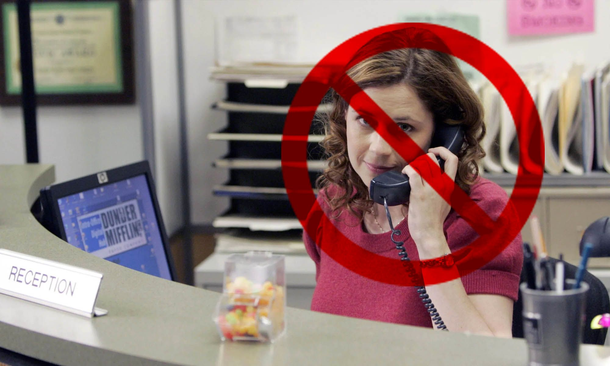 Small businesses have a lot of needs, but a receptionist isn't one of them