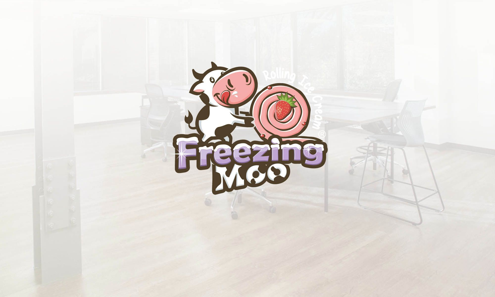 Edison Spaces Welcomes Freezing Moo to its Johnson County Offices