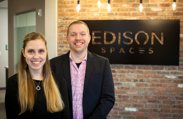 Edison Spaces Launches Program to Jumpstart Kansas City Entrepreneurs Into Office Space